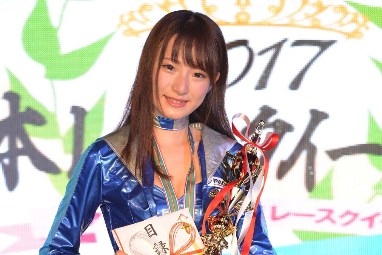 歴代受賞者   日本レースクイーン大賞