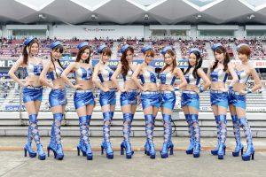 日本レースクイーン大賞2017コスチューム部門グランプリ/pacific fairies
