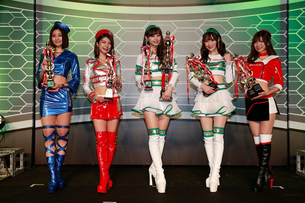 日本レースクイーン大賞2019受賞者